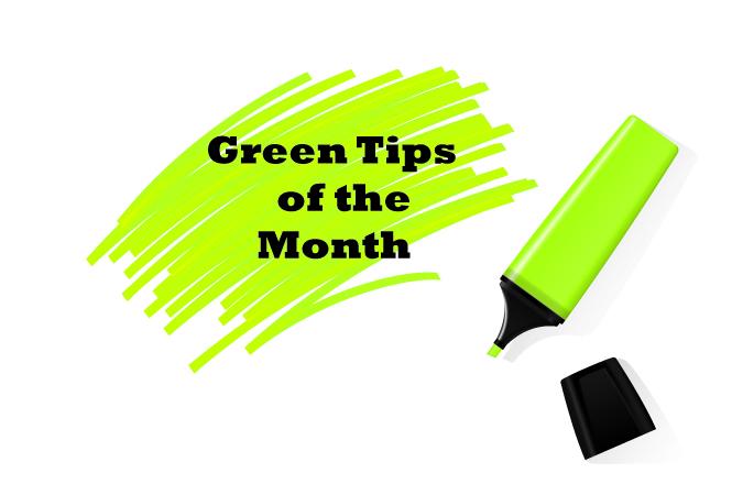 Green Tips