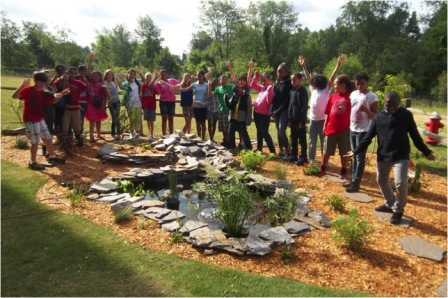 Catawba Trail Elementary GreenWorks project