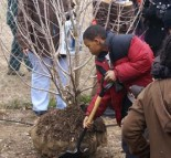 Presidential Inauguration Day of Service Engages Students with Communities on Environmental Projects
