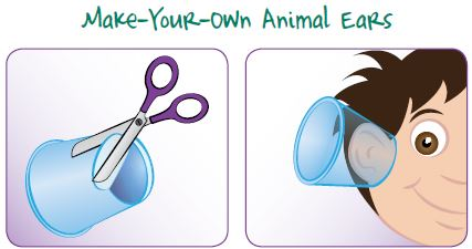 make your own animal ears