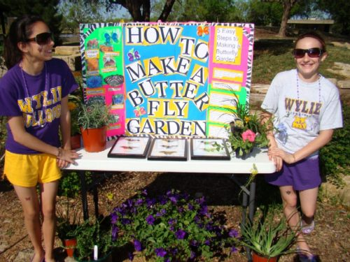 fifth-graders-teach-the-public-how-to-make-a-butterfly-garden