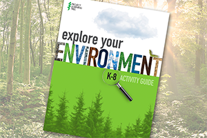 Cover of PLT Explore Your Environment K-8 Guide