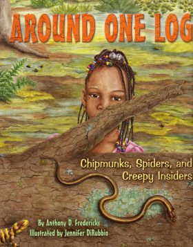 around one log children's book