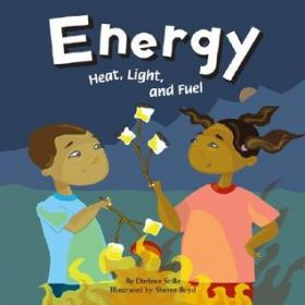 energy heat light and fuel children's reading book