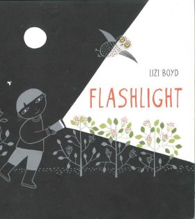 flashlight children's reading book