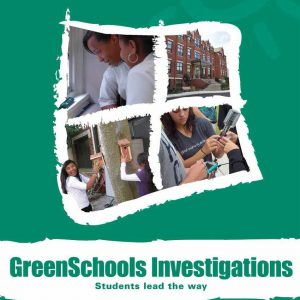 Cover for Project Learning Tree's GreenSchools Investigations