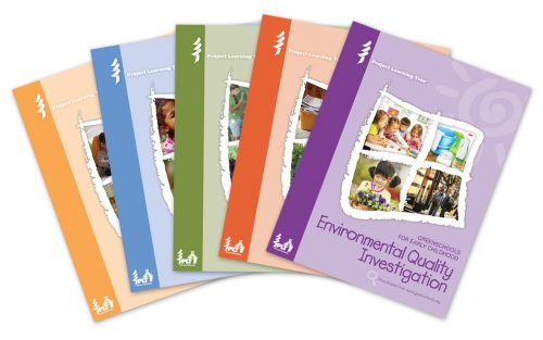 Green Schools for Early Childhood Covers for Five Investigations