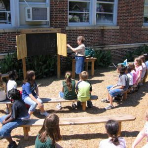 Oil City Elementary Outdoor Classroom