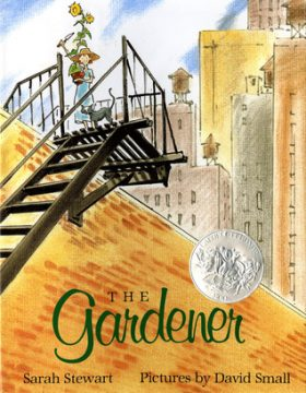 the gardener children's book