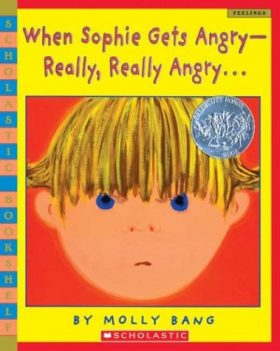 when sophie gets angry children's book