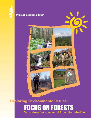 PLT-focus-on-forests-curriculum-cover