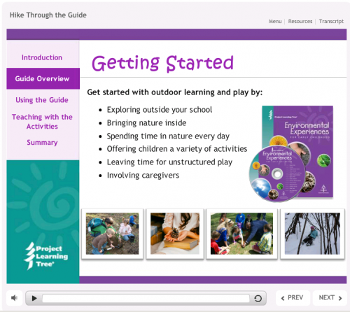early-childhood-online-course-screenshot