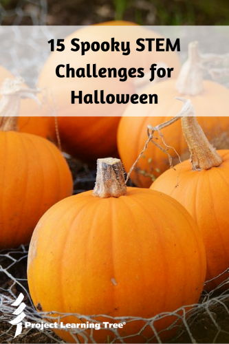 15 spooky stem challenges for halloween