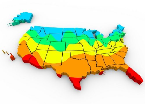 map-USA-color-coded-regions-average-temperatures