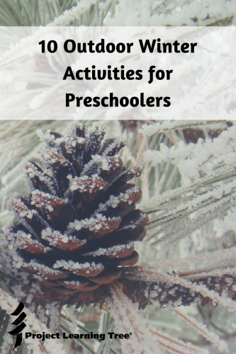 10 Outdoor winter activities for preschoolers