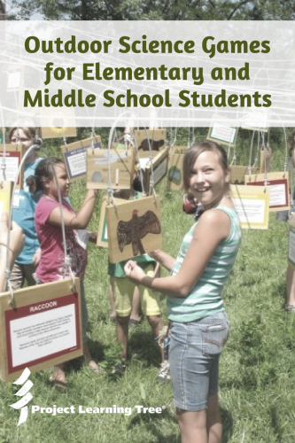 Outdoor Science For Elementary