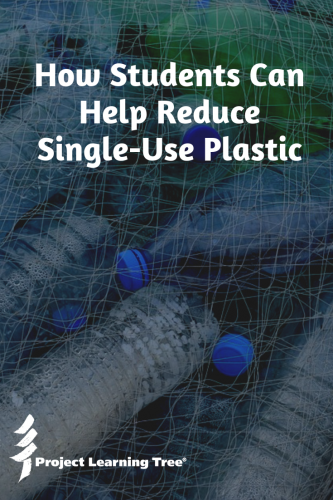 How students can help reduce single-use plastic