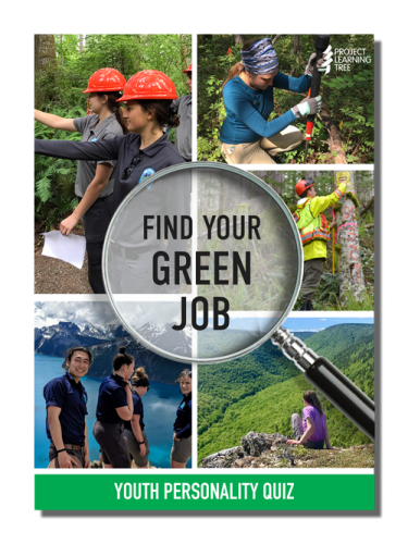 find-your-green-job-PLT-youth-personality-quiz
