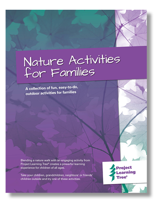 Cover of Nature Activities Guide