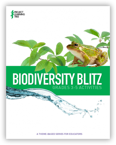 cover-of-project-learning-tree-biodiversity-blitz-activity-collection